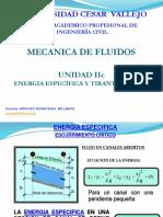 Unidad Iic Hidraulica de Canales Ucv 2017 2