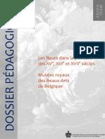 Les fleurs dans la peinture des XV, XVI, XVII siècles.pdf