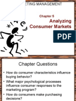 Ch.5. Consumer Behavior