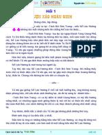 Sở Lưu Hương (Phần 4)-Qủy Luyến Hiệp Tình- Cổ Long