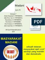 ppt masyarakat madani