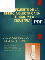 USO EFICIENTE DE LA ENERGIA ELECTRICAS Y SISTEMAS DE AHORRO.pptx