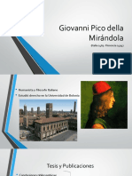 23. Giovanni Pico Della Mirandola