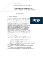 THE TEACHING OF AMENEMOPE AND ITS  will CONNECTION WITH THE BOOK OF PROVERBS.pdf