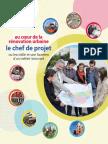 Brochure Metier Le Chef de Projet Octobre-2012