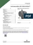 Instruction Manual Transductor Electroneumático i2p 100 de Fisher Fisher i2p 100 Electro Pneumatic Transducer Spanish Universal Es 125020