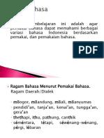 2.Ragam Bahasa 2