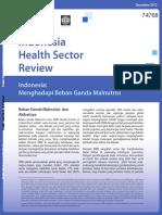 Beban Ganda Malnuterisi IHSR