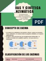 Enzimas y Cinética Enzimática