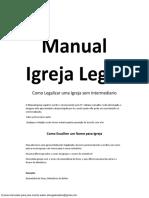 Manual Igreja Legal