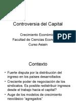 Controversia Del Capital