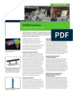 Staad Foundation Data Sheet