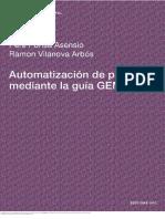 Automatización de Procesos Mediante La Guia Gemma