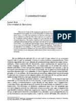 00 a Vueltas Con El Constructivismo