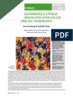 h.5 Schizophrenia Spanish 2018