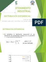 DistribuciionExponencial