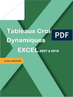 Excel - TCD