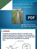Flujo Uniforme en Canales Abiertos