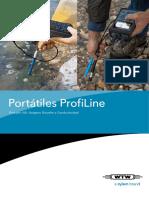 Profiline WTW Portátil
