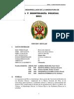 Sílabo Ética y Deontología 2011-2013