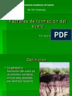 Tema 2 Factores de Formación Del Suelo (1)