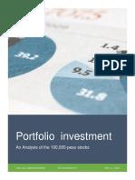 Investment Stock Analysis