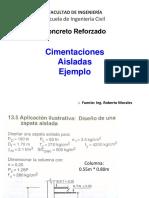 CIMENTACION AISLADA EJEMPLO MORALES.pdf