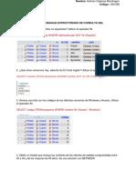 Taller Lenguaje Estructurado de Consulta SQL