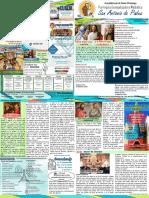 Boletín XXIX Domingo Del Tiempo Ordinario 22 Octubre 2017