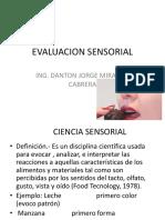 Evaluacion Sensorial Separata 1