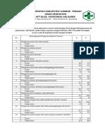 7.1.5. Hasil Evaluasi Penyampaian Informen Consent