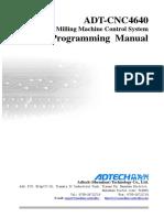 Ps 6XT20100819 CNC4640 User Manual Program 2