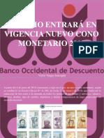 Victor Vargas Irausquín - En junio entrará en vigencia nuevo cono monetario 2018