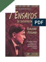 7 Ensayos de La Interpretacion de La Realidad Peruana