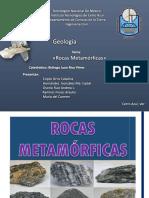 Expo 2. Rocas Metamorficas