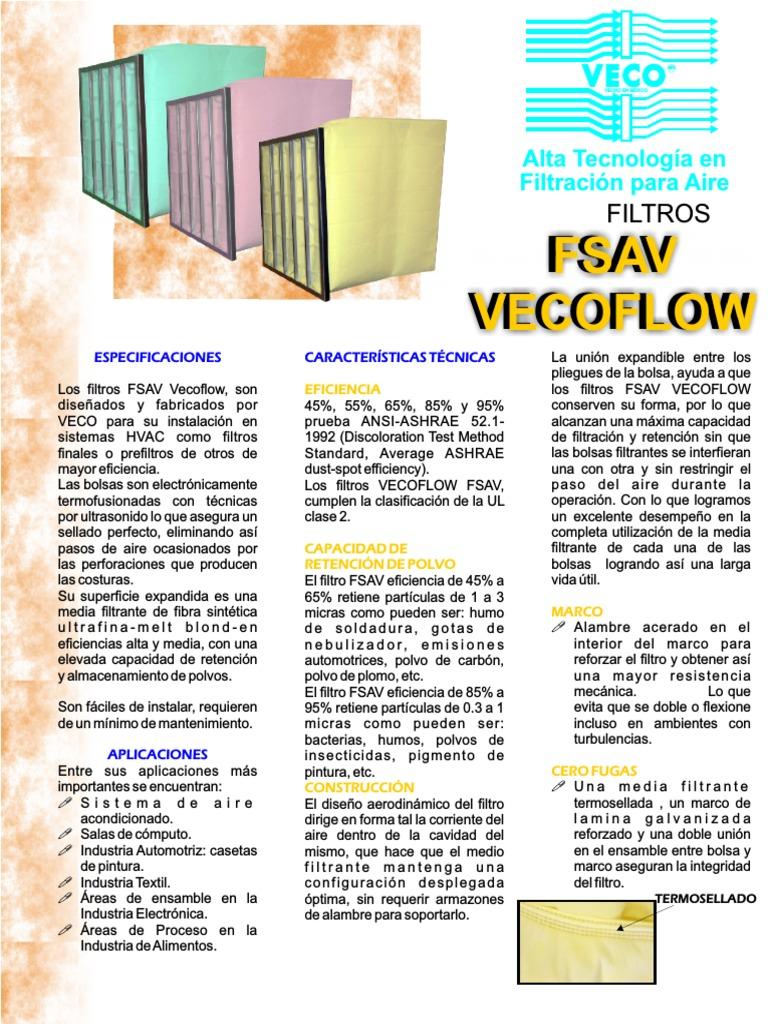 Filtro FSAV 36214a532b