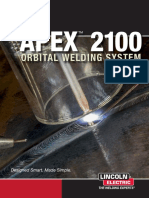 Lincoln Orbital Welding e9620