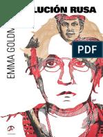 Goldman, Emma - Revolución Rusa [Anarquismos]