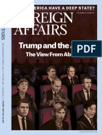 Foreign Affairs September October 2017 Issue