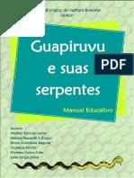 Guapiruvu e Suas Serpentes, Manual Educativo