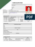 CV David Manopo