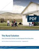 The Rural Solution