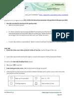 CSI Wildlife Worksheet1