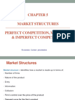 Additional Notes_Chapter 5_Market Structures