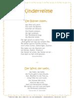 Herbst Gedichte