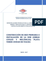Red Primaria y EDR Playa Verde Viacha Contrataciones Ultimo