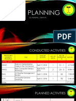 Sample Planning Presentation
