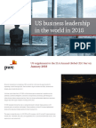 21st Annual Global Ceo Survey Us Supplement
