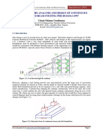 Example on the Analysis and Design of Co