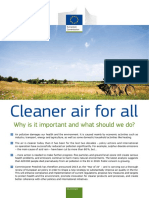Cleaner Air for All